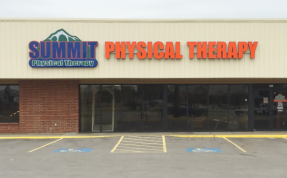 Catoosa OK Summit Physical Therapy Exterior