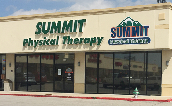 Pryor OK Summit Physical Therapy Clinic Exterior