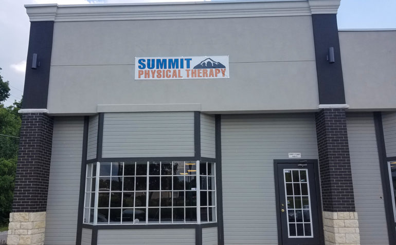 Summit Physical Therapy Glenpool OK Exterior