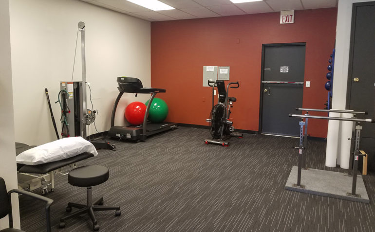 Summit Physical Therapy Glenpool OK Exercise Equipment