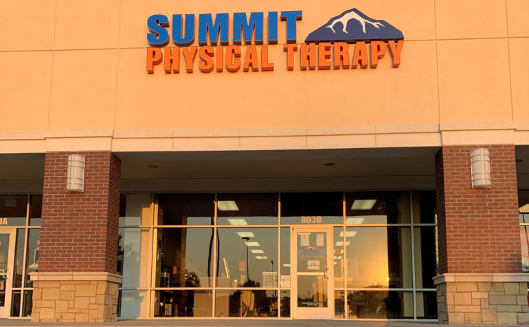 Summit Physical Therapy in Muskogee OK Clinic Exterior