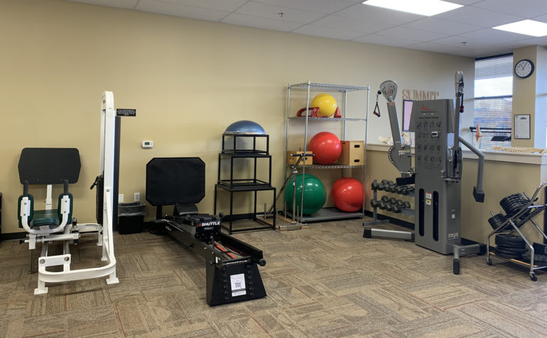 Summit Physical Therapy in Muskogee, OK Sports Rehab